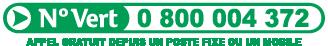 N° vert SOS Hépatites : 0800 004 372