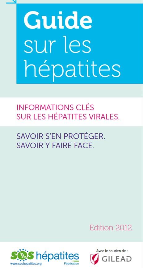 GUIDE SUR LES HÉPATITES - SOS Hépatites