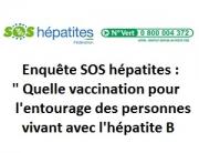 Enquête vaccination 2016
